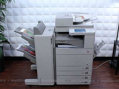 Canon imageRUNNER ADVANCE C5051 Color MFP Copy Print Fax Scan Email  5051 5045
