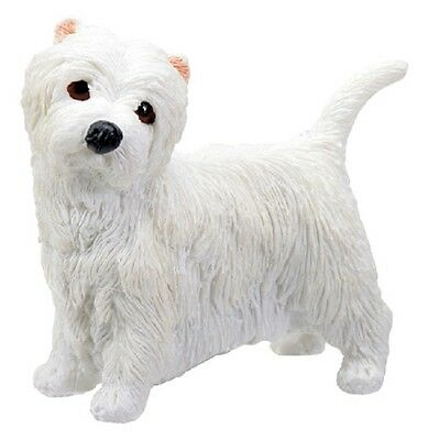 "West Highland Terrier Puppy 2.75"" - New In Box -World Of Dogs Collection -"