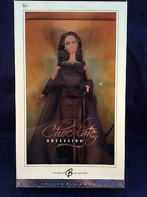 Barbie Chocolate Obsession - Silver Label - NRFB Factory Sealed