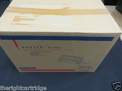 Genuine Xerox Phaser 6200 Color Imaging Unit 016201200 OEM 0162-01-200