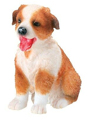 """Collie Puppy  Figurine 2.5"""" - New In Box -World Of Dogs Collection - Free Ship"""