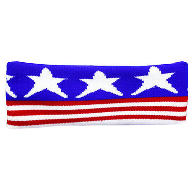 Outdoor Sports Hair Bands Cool Knit Decorate Running Headband