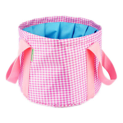 Foldable Wash Basin, Portable Water Fishing Bucket For Camping/ Travel