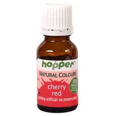 Hopper Natural Food Coloring Red 20g