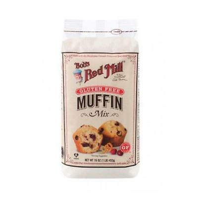 Bobs Red Mill Gluten Free Muffin Mix 453g