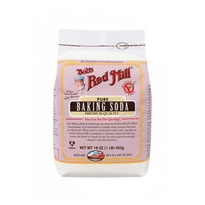 Bobs Red Mill Pure Baking Soda 453g