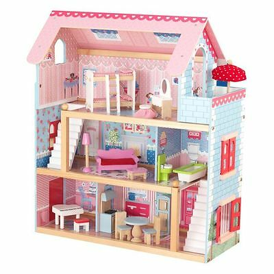 NEW KidKraft Chelsea Dollhouse