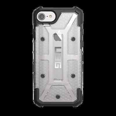 separation shoes a0c3c 5a8d5 URBAN ARMOR GEAR (UAG) Plasma Case For iPhone 8/7/6/6s - Ice (Clear)