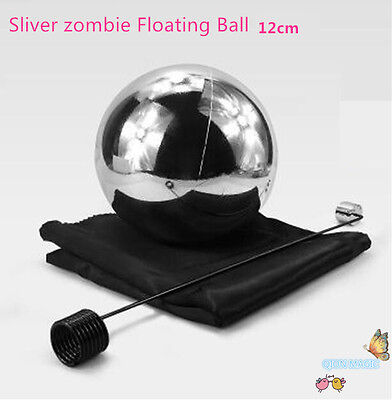 Sliver Zombie Floating Ball with foulard (12CM) - Magic trick,Stage,Mentalism