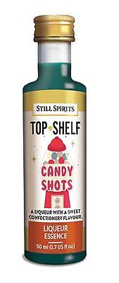 Still Spirits Top Shelf Liqueur Essences CANDY SHOTS x1