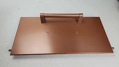 Bakers Pride Countertop Pizza Pretzel Oven Door Copper Color P22 P44 P-22 P-44