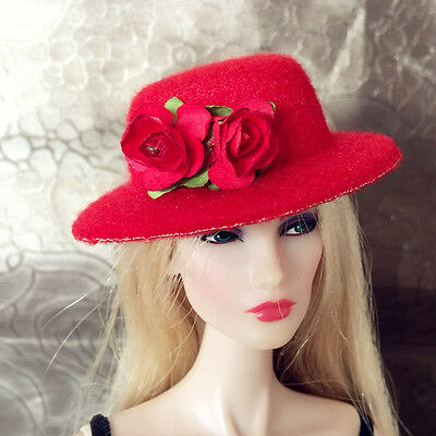brand new handmade hat for fashion royalty silkstone barbie dolls fh-13