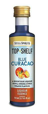 Still Spirits Top Shelf Liqueur Essences BLUE CURACAO