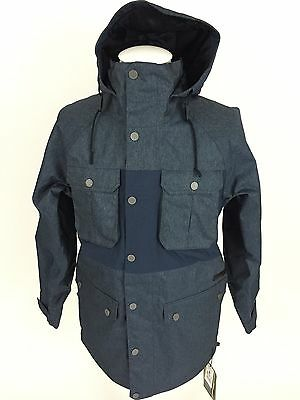 Burton Frontier Jacket Dryride 2L Thinsulate Jacke Giacca Chaqueta Size M Men