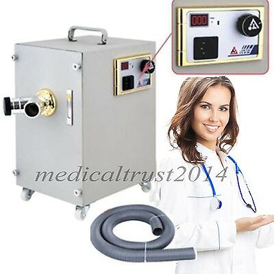 A automatic Dental Digital Double-row Vacuum  Dust Collector collecting Cleaner