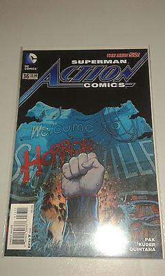 Superman Action Comics Issue 36 New 52