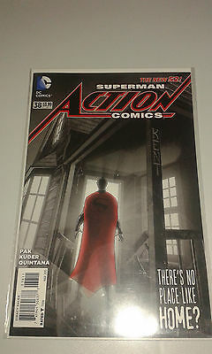 Superman Action Comics Issue 38 New 52