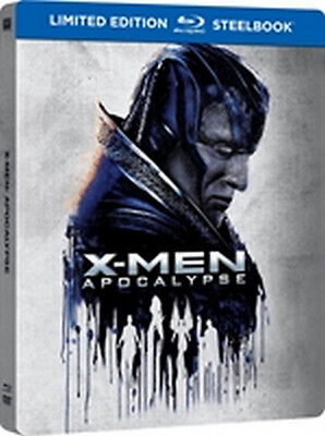 X-Men - Apocalisse - Limited Edition (Blu-Ray Disc - SteelBook)