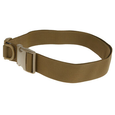 47in Survival Tactical Emergency Rescue Utility Belt Waist Strap