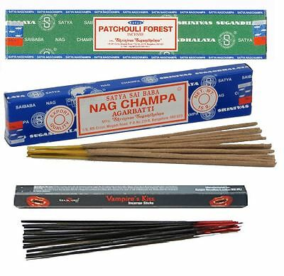 Incense Stick Joss Scent Fragrance Home Freshener Air Pray Gift Cone Dhoop Aroma