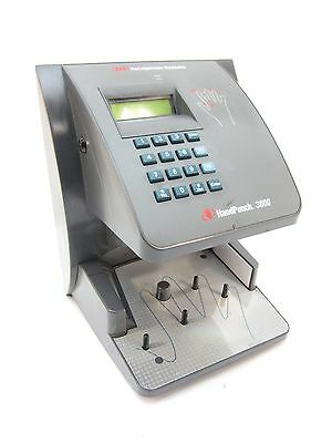 Recognition Systems HP-3000 Biometric HandPunch Time Clock