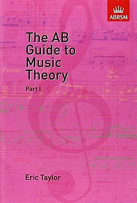 The AB Guide to Music Theory Vol [Text Book]