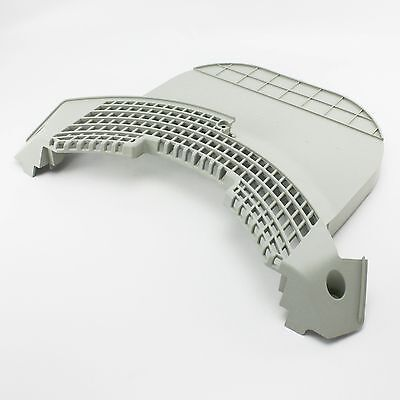 Genuine OEM MCK49049101 Dryer Vent Cover Guide And Grill