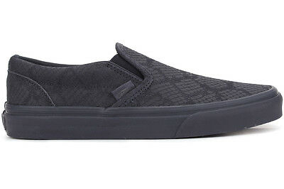 Vans Classic Slip-On DX Reptile VN0A2Z5MJWL Unisex Navy Casual Lifestyle Shoes