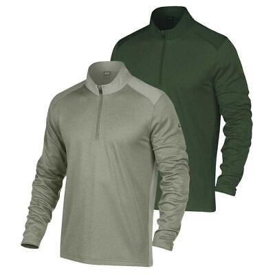 Oakley Golf 2017 O-Hydrolix™ Range 1/4 Zip Cover-Up Mens Golf Athletic Pullover