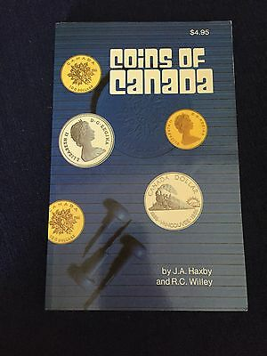 Coins Of Canada By J.A. Haxby & R.C. Willey 1988 Eighth Edition