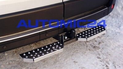 VW Crafter Footboard Step stage Tread Towbar TOW BAR 112cm