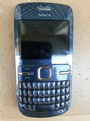 Nokia C3-00 Mobile phone with charger  p/u Bexley  NSW  2207