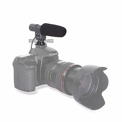 MIC108 Rode Wired Stereo Directional Microphone for DSLR Camera Video Interview
