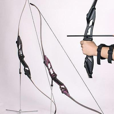 Top Archery Take Down Recurve Bow for Hunting Practice Training Shooting Target