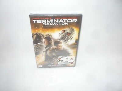 Terminator Salvation : Dvd  Brand New And Sealed