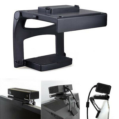 TV Clip Mount Stand Holder Bracket For Microsoft XBOX ONE Kinect 2.0 Sensor SE