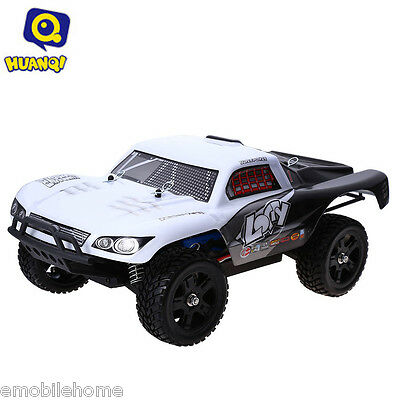 Huanqi 734A 2.4GHz 2CH 1:16 4WD 30KM/H RC Car Rally Truck RTR Vehicle Toy