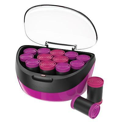 Remington H5670 Gorgeously Smooth Frizz Free Styling Jumbo Curls Hair Rollers