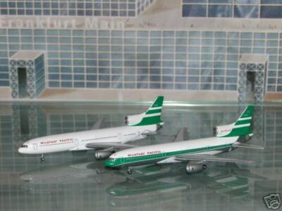 Starjets 500 Cathay Pacific Lockheed L1011 Set 1/500 **Free S&H**