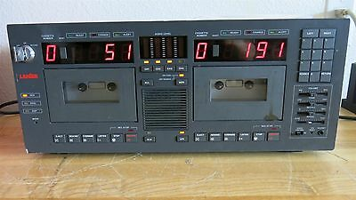 MedQuist LANIER Advocate V LCR-5 4-Channel Cassette w/ KEY and Manual