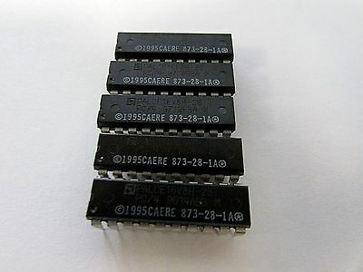 AMD PALCE16V8H-25PC/4 IC Integrated Circuit 20Pin - Lot of 5 Pcs NEW NOS PKG