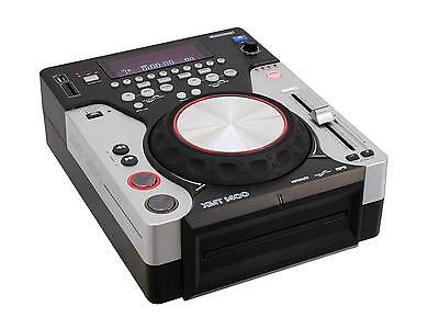 XMT1400 lettore cd usb mp3 OMNITRONIC XMT-1400 Tabletop player