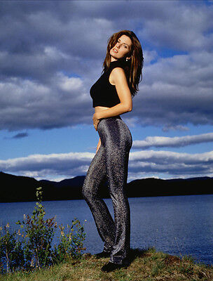 Shania Twain UNSIGNED photo - F665 - STUNNING!!!!!
