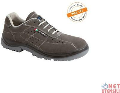 About Blu New Ischia Scarpa Safety Shoes Working Of Security
