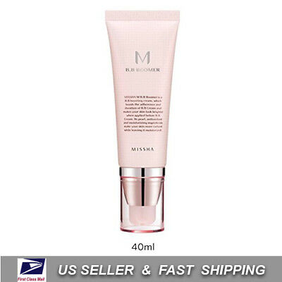 [ MISSHA ]  M  B.B Boomer 40ml (BB Cream) ++NEW Fresh++