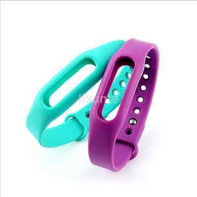 1PCS Replacement Wrist Band for Xiaomi Miband Strap MI Bracelet Buckle Tight CA