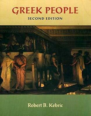 NEW Ancient Greek People Classic-Hellenic Athens Homer Pericles Hesiod Alexander • CAD $40.25