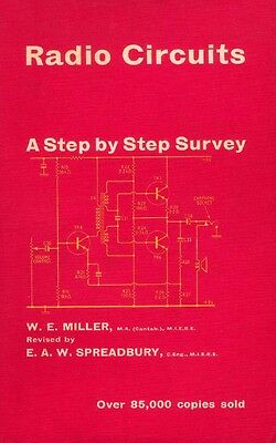 Radio Circuits: A Step By Step Survey - Vintage Antique Servicing Book - CD