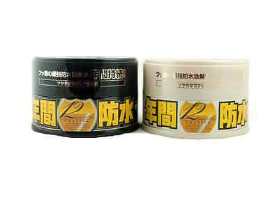 Soft99 Lot of 2 Fusso Coat 12 Months Wax Solid Japan Car Auto Care Wash Protect