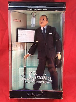 Mattel- Barbie Doll- 2000 Frank Sinatra (the Recording Years) NRFB
